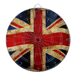 Union Jack... Dartboard