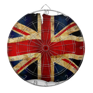 Union-Jack Dartboard