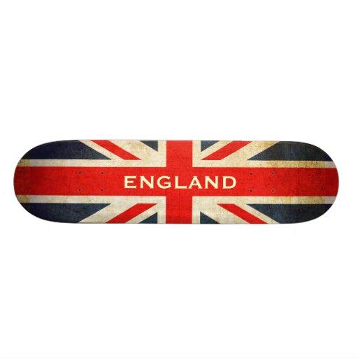 Union Jack ENGLAND Skateboard Deck