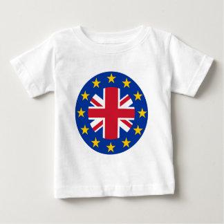 Union Jack - EU Flag Baby T-Shirt
