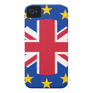 Union Jack - EU Flag Case-Mate iPhone 4 Cases