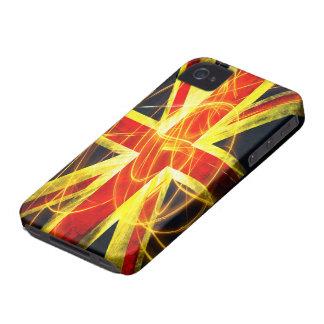 Union Jack Flag iPhone 4 Cases