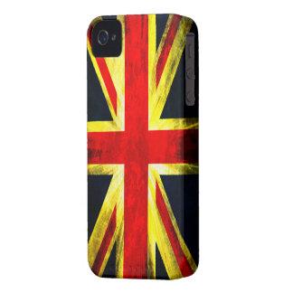 Union Jack Flag Case-Mate iPhone 4 Cases