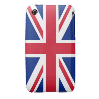 Union Jack Flag Design Blackberry Curve case