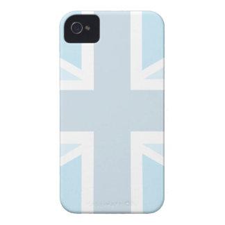 Union Jack Flag in Blue BlackBerry Bold Case