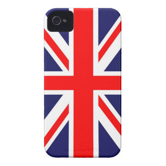 Union Jack flag iPhone 4 Covers