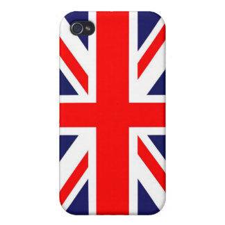 Union Jack flag iPhone 4 Cover