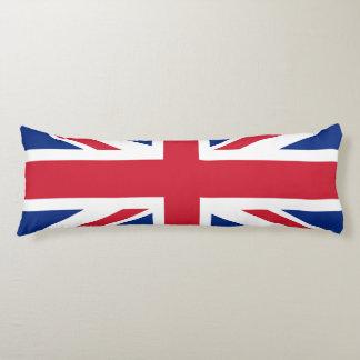 Union Jack Flag Body Pillow