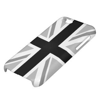 Union Jack/Flag Monochrome iPhone 5C Cases