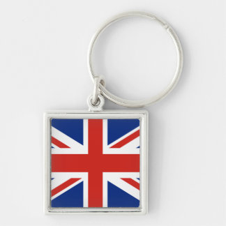 Union Jack - Flag of Great Britain Key Ring