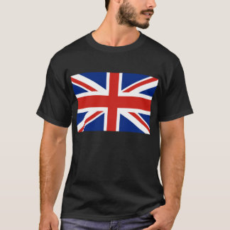 Union Jack - Flag of Great Britain T-Shirt