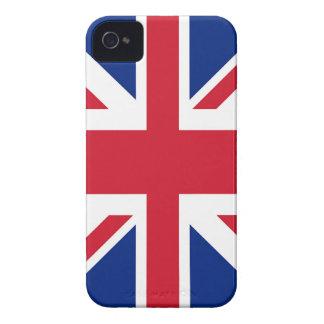 Union Jack - Flag of the United Kingdom iPhone 4 Cases