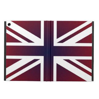 Union Jack Flag of the United Kingdom iPad Air Cover