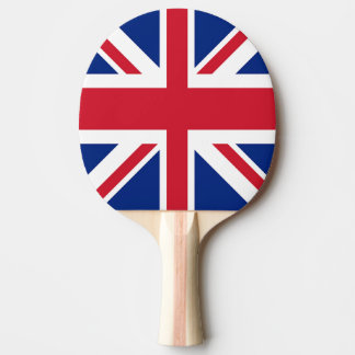 Union Jack - Flag of the United Kingdom Ping Pong Paddle