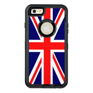 Union Jack Flag Otterbox DFNDR Iphone 6 Plus Case