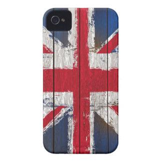 Union jack  Flag products iPhone 4 Case