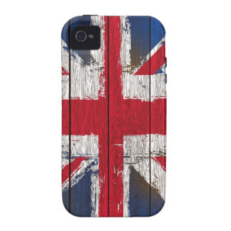 Union jack  Flag products Case-Mate iPhone 4 Cover