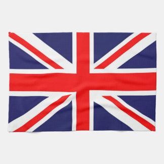 Union Jack flag Tea Towel