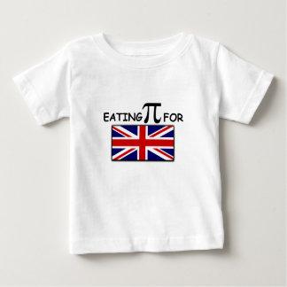 Union Jack funny slogan Baby T-Shirt