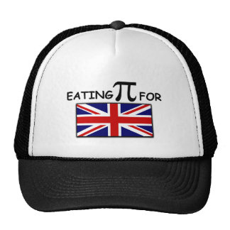 Union Jack funny slogan Mesh Hat