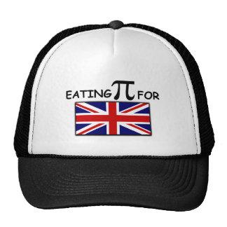 Union Jack funny slogan Cap