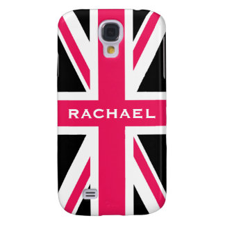 Union Jack Galaxy S4 Covers
