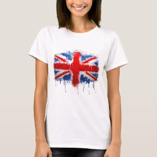 Union Jack Graffiti T-Shirt