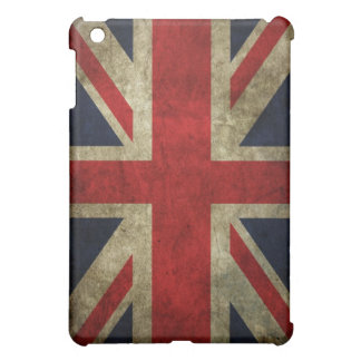 Union Jack Grunge iPad Mini Case