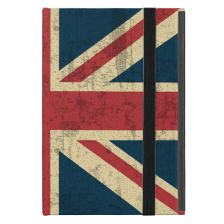 Union Jack Grungy Distressed iPad Mini Cases