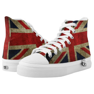 Union Jack High Tops