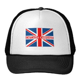 Union Jack humorous Cap