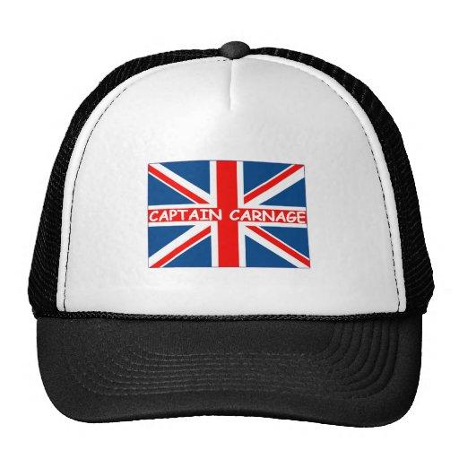 Union Jack humorous Hat