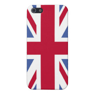 UNION JACK i PHONE COVER iPhone 5/5S Cover