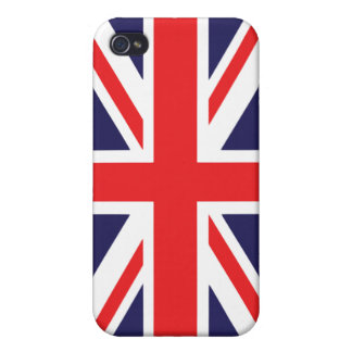 Union Jack iPhone 4/4S Covers