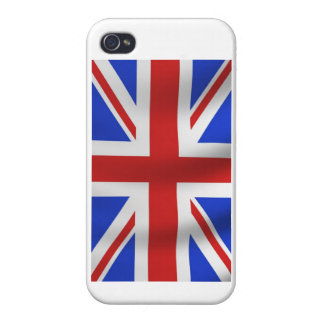 Union Jack iPhone iPhone 4 Cases