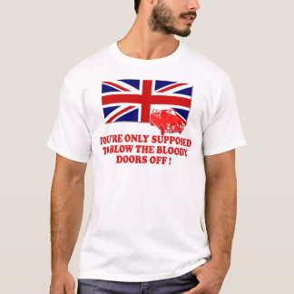 Union Jack Italian Job 1969 T-Shirt