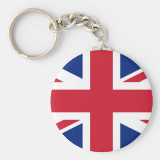 Union Jack Key Ring