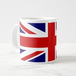 Union Jack Large Coffee Mug