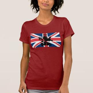 Union Jack Lion Crown T-Shirt