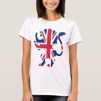 Union Jack Lion Rampant T-Shirt