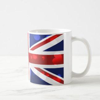 Union Jack Love Coffee Mug