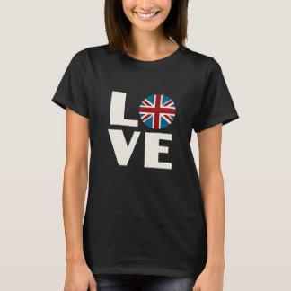 Union Jack Love T-Shirt