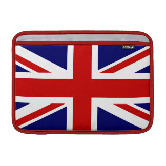Union jack macbook sleeve