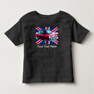 Union Jack Mini Toddler T-Shirt