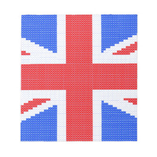 Union Jack Notepad