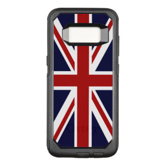 Union Jack OtterBox Commuter Samsung Galaxy S8 Case