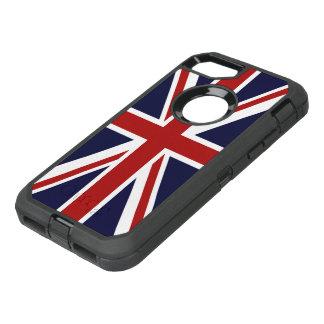 Union Jack OtterBox Defender iPhone 7 Case