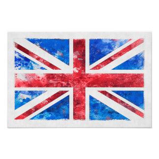 Union Jack Photo Print
