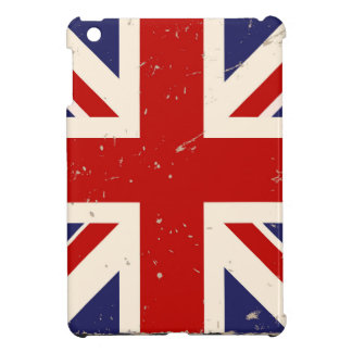 Union Jack Shabby Chic Cover For The iPad Mini