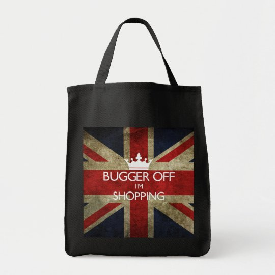 Union Jack Shopping Bag